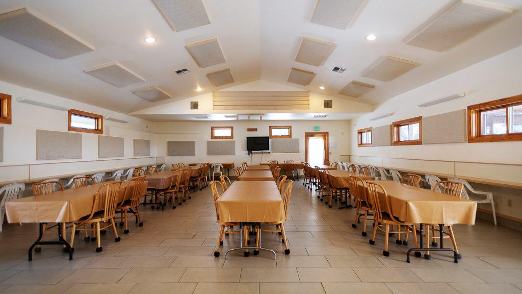 Men Students' Dining Hall